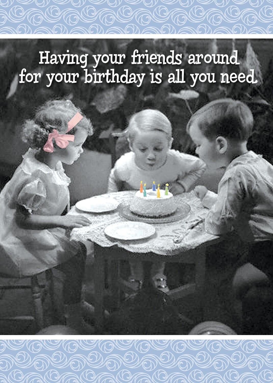 PS16032 Birthday Card