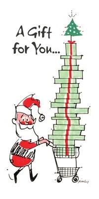 FRS5740   Money Holder / Christmas