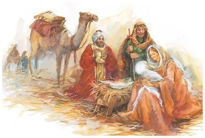 FRS 302 / 6085 Christmas Card