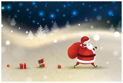 FRS 350 / 6089 Christmas Card