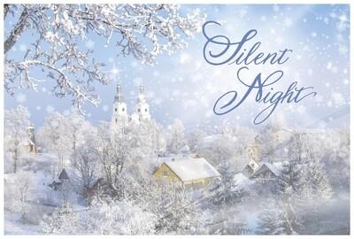 FRS 390 / 6093 Christmas Card