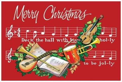 FRS 366 / 6090 Christmas Card
