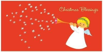 FRS5724  Money Holder / Christmas