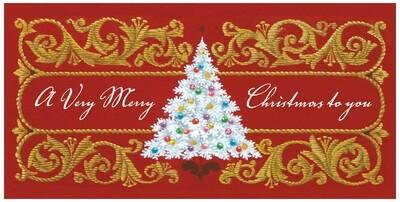 FRS5710  Money Holder / Christmas