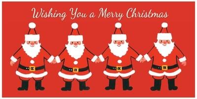 FRS5726  Money Holder / Christmas