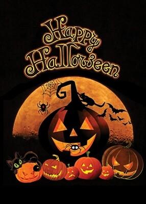 FRS 566 / 7762   Halloween Card