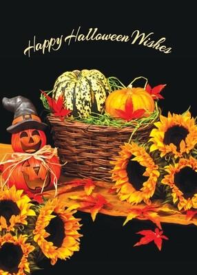 FRS 567 / 7763   Halloween Card