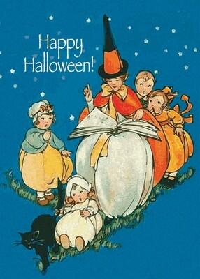 FRS 573 / 7768   Halloween Card