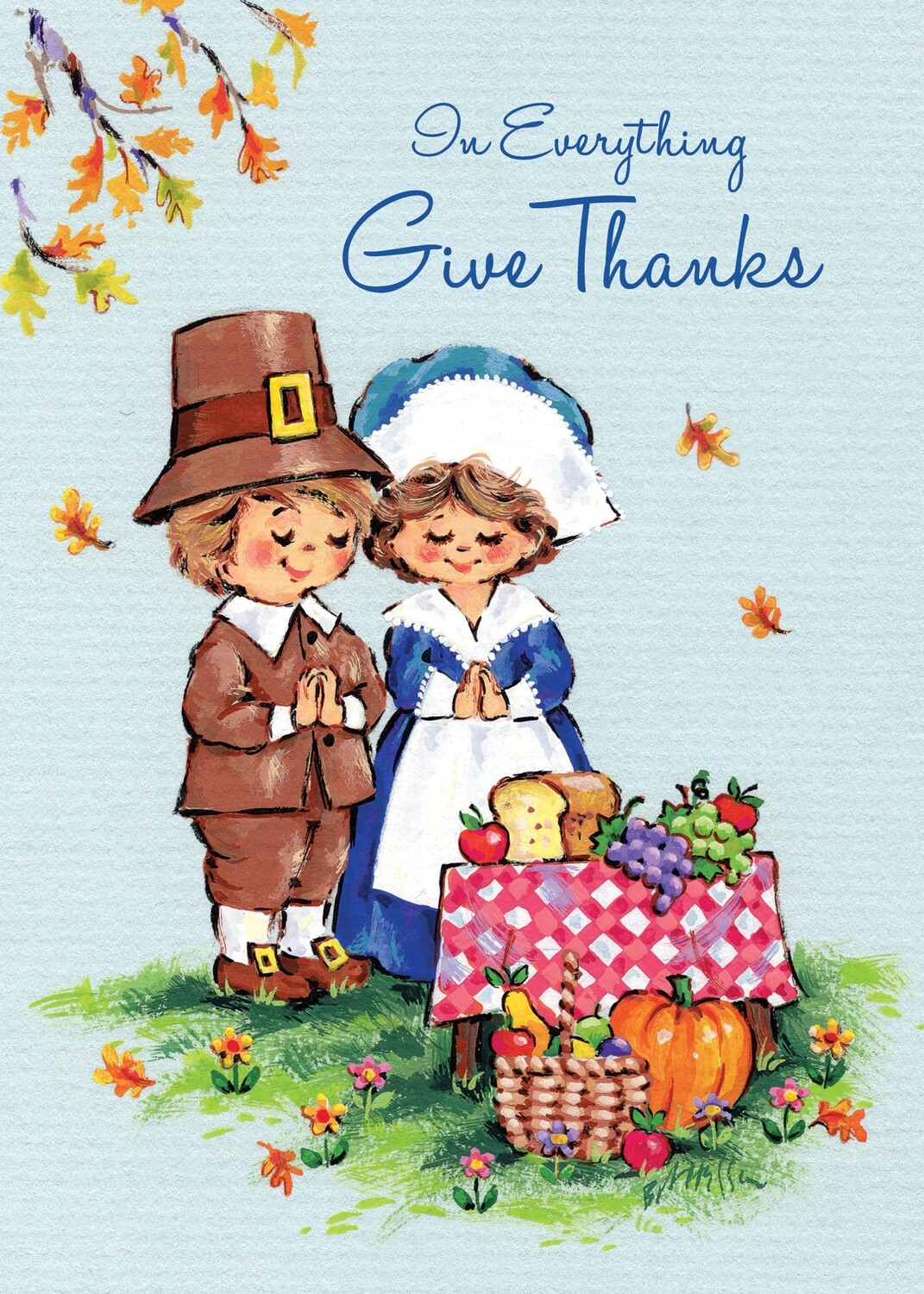 FRS 593 / 7971   Thanksgiving Card