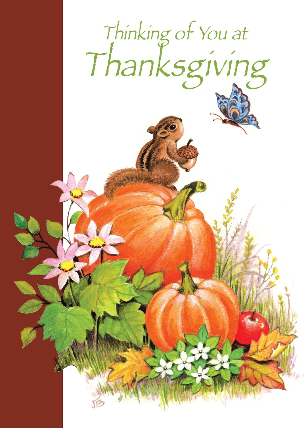 FRS 592 / 7970   Thanksgiving Card