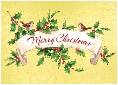 FRS 519 / 5170 Christmas Card