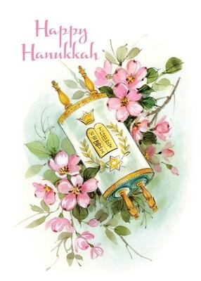 FRS 897 / 5814   Hanukkah Card