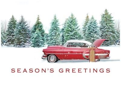 FRS 523 / 5174 Christmas Card
