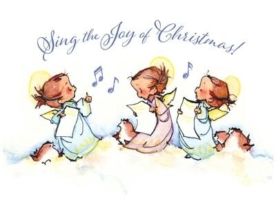 FRS 524 / 5175 Christmas Card