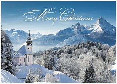 FRS 528 / 5179 Christmas Card