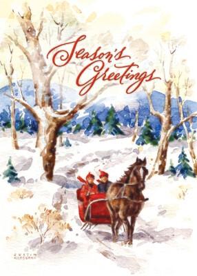 FRS 533 / 5183 Christmas Card