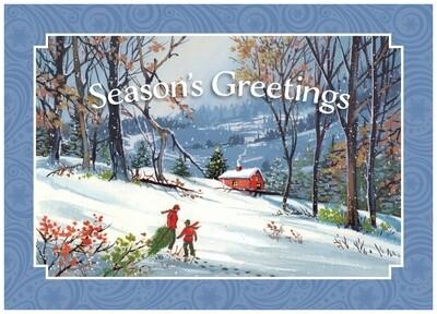 FRS 521 / 5172 Christmas Card