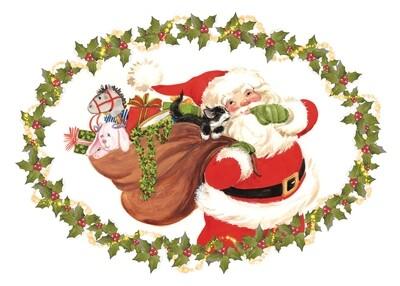 FRS 529 / 5180 Christmas Card