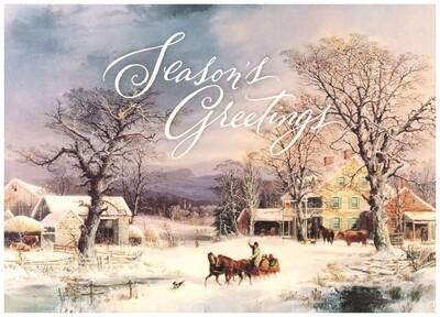 FRS 530 / 5181 Christmas Card