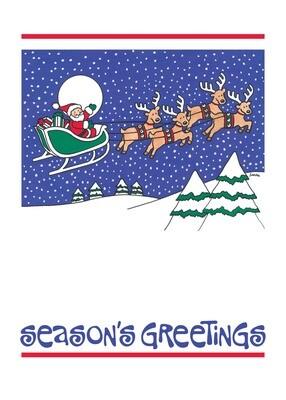 FRS 537 / 5187 Christmas Card