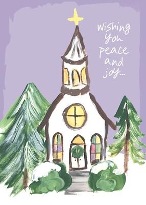 HAFH308 Christmas Card