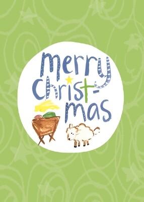 HAFH307 Christmas Card