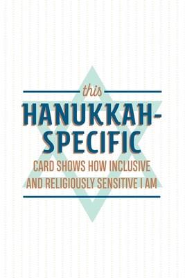 IKIH013 Hanukkah Card