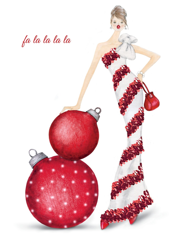 ASDH066 Christmas Card