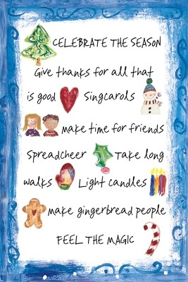 HAFH310 Christmas Card
