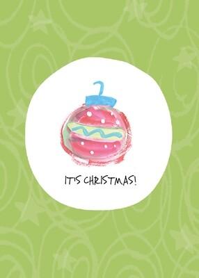 HAFH311 Christmas Card