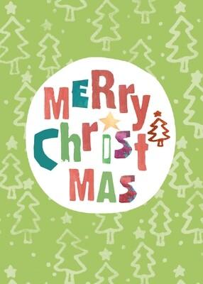 HAFH319 Christmas Card