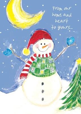 HAFH325 Christmas Card