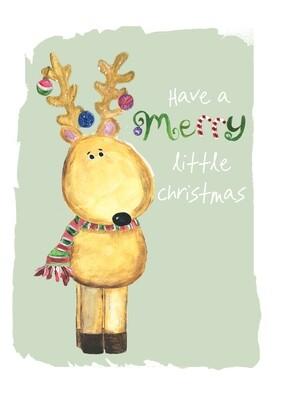 HAFH327 Christmas Card