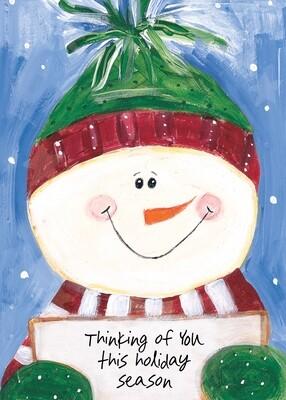 HAFH329 Christmas Card