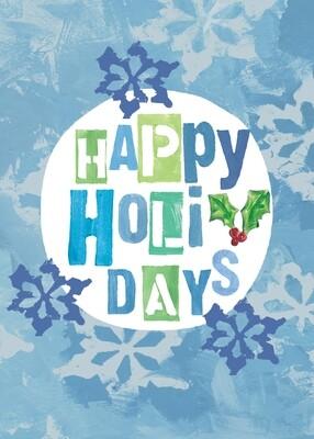 HAFH315 Christmas Card