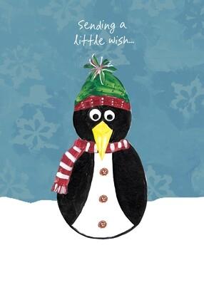 HAFH322 Christmas Card