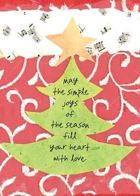 HAFH316 Christmas Card