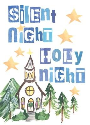 HAFH324 Christmas Card