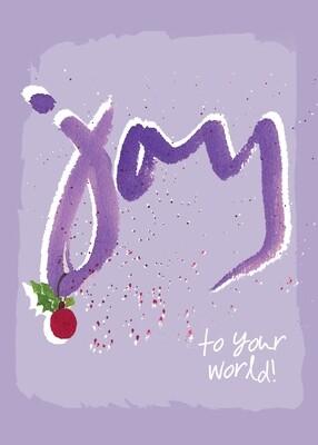 HAFH338 Christmas Card