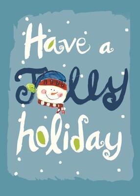 HAFH339 Christmas Card