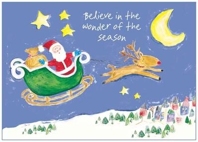 HAFH341 Christmas Card