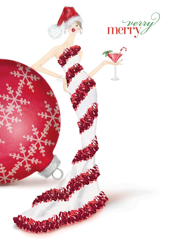 ASDH070 Christmas Card