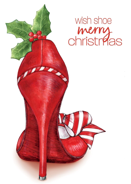 ASDH075 Christmas Card