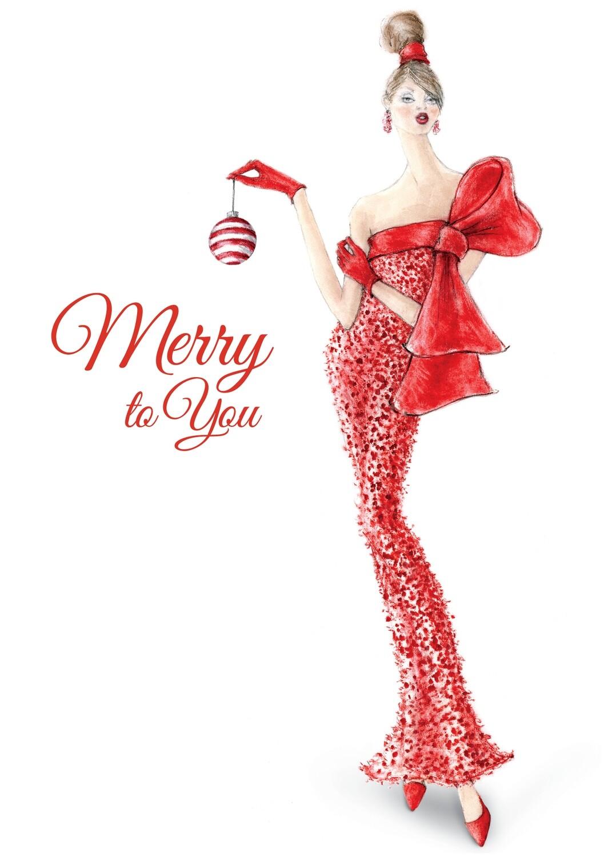 ASDH077 Christmas Card