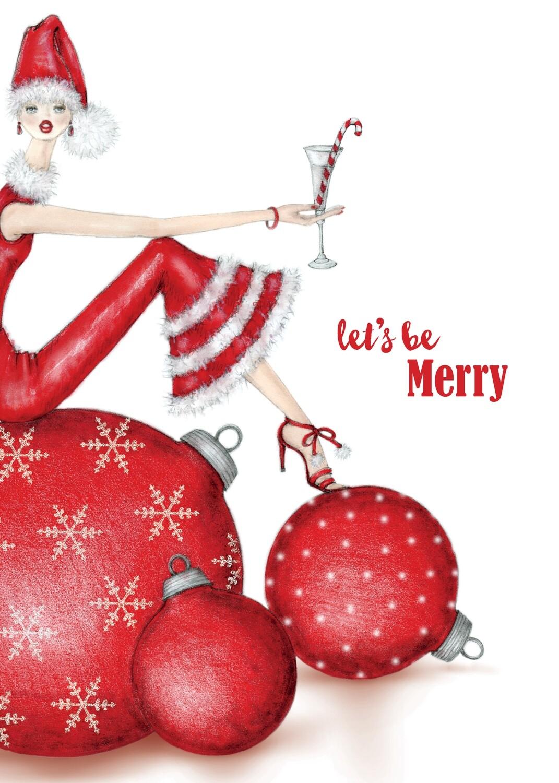 ASDH079 Christmas Card
