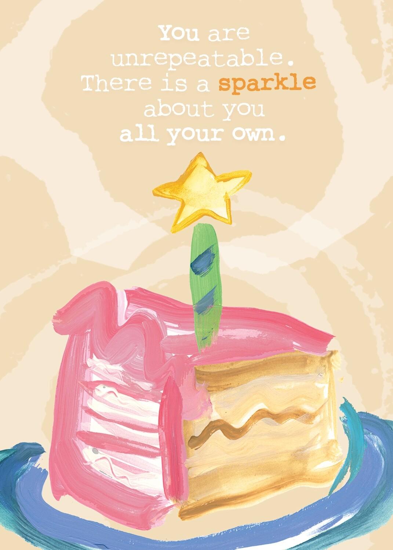 AFH017   Birthday Card