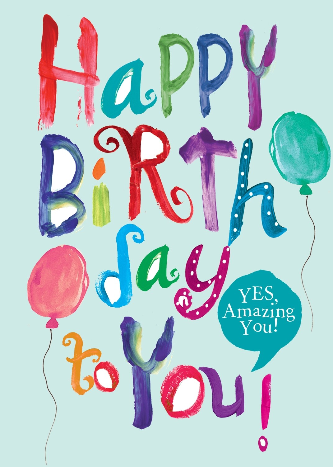 AFH022   Birthday Card