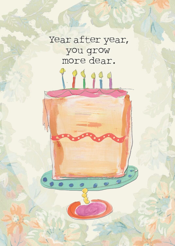 AFH162   Birthday Card