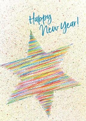 FRS5810   Jewish Celebrations Card / Jewish New Year