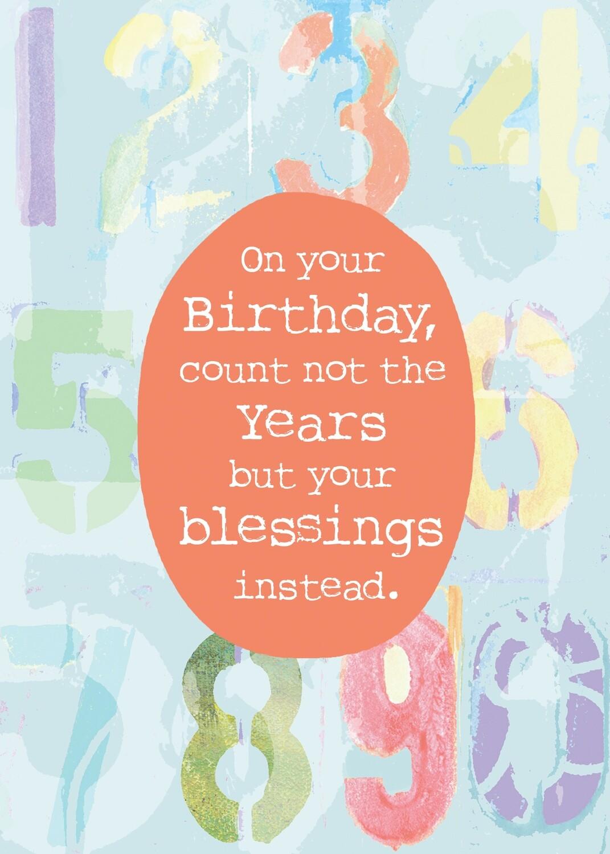 AFH012   Birthday Card